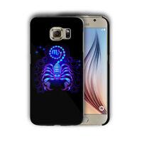 Zodiac Sign Scorpio Samsung Galaxy S4 5 6 7 8 9 10 E Edge Note 3 -10 Plus Case 1