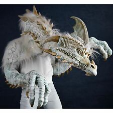 *SALE* ICE DRAGON Halloween Mask Costume Dinosaur Daenerys Witch Cinder Monster