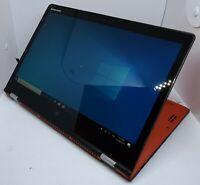 Lenovo yoga 700 tablet computer  i5 6200u 240gb ssd 8gbram 14 win 10 + Office 19