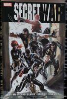 Secret War (2009) TPB Nick Fury Marvel Bendis Dell'Otto
