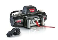 Warn 103250 VR EVO 8 Standard Duty 8,000LB Winch with 90' of Steel Rope Cable