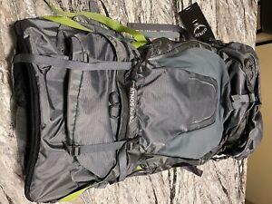 Osprey Atoms AG 65 Hiking Backpack Outdoors Large Waterproof