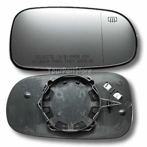 2003-2010 SAAB 9-3 9-5 HEATED Rear View DOOR MIRROR GLASS Passenger Side RIGHT