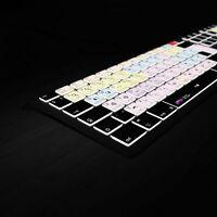 Avid Pro Tools Keyboard Backlit - by Editors Keys   Mac or PC Available   New