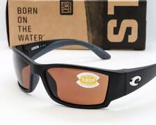 NEW Costa Del Mar Corbina Sunglasses Black frame / Copper 580P Polarized lens