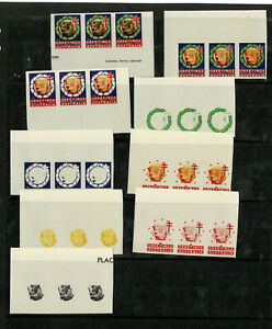 Australia Greetings Koala TB Printer Proofs Cinderella Labels