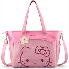 Canvas Baby Diaper Bag For Mom Mummy Mother Hello Kitty Maternity Shower Gift