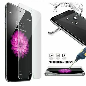 Tempered Glass Screen Protector iPhone 11/Pro/Max, X/XR/XS Max, 8/7/6 Plus
