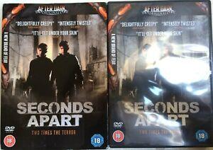 Seconds Apart DVD 2010 Horror Movie w/ Slipcover