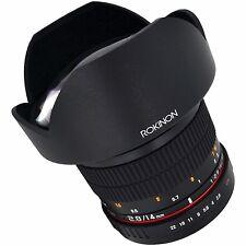 Rokinon 14mm F2.8 IF ED Super Wide Angle Lens Nikon AE Automatic Chip FE14MAF-N
