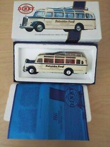 Matchbox DINKY Collection DYS10 Mercedes Benz Diesel Omnibus 0-3500 99.99% Mint