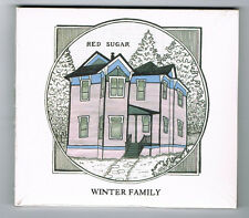 WINTER FAMILY - RED SUGAR - 2011 - CD 12 TITRES - NEUF NEW NEU