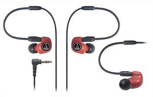 Audio-Technica IM Canal Type Earphone Dual Symphonic Driver ATH-IM70 New E NEW