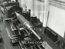 CHAMPAGNE sur SEINE usine de Rotor 1963 Seine et Marne 77 mécanique technique