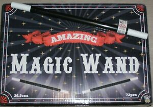 2 x Kids Magic Wand Magician Harry Potter Fancy Dress Magical Party Bag Filler