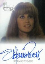 Bionic Collection The Bionic Woman Stephanie Powers Autograph Card