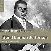 The Rough Guide to Blind Lemon Jefferson, Blind Lemon Jefferson CD | 06056331298
