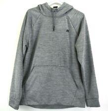 Russell Men's Medium 38-40 Long Sleeve Tech Fleece Hooded Sweatshirt/Hoodie