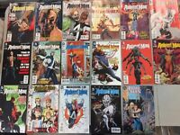 Lot Of 25 Animal Man Comic Books New 52 3 4 5 6 7 8 10 12 13 14 18 19 Annual 2