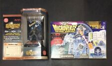 BATMAN MISTER FREEZE PEWTER FIGURINE STATUE ACTION FIGURE PLAYSET NIP LOT ROBIN