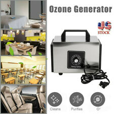 20000mg/h Ozone Generator Ozone Disinfection Device 20g Home Air Purifier 110V