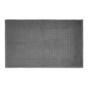 Microfiber Soft Non Slip Bath Rug Check Design 50x80cm FREE DELIVERY*