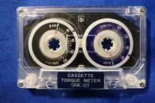 Cassette Torque Meter Test Tape CT-160L Wide Range, New