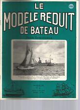 """MODELE REDUIT DE BATEAU N°141 PLAN : CARGO FRIGORIFIQUE """"BARRAD WAVE"""" / LA VANE"""
