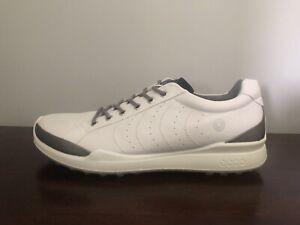 ECCO Golf Biom Classic Hydromax Hybrid Men's Size 6-6.5 (40) Golf Shoes White