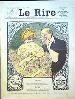 Le RIRE N°101 du 7 janvier 1905