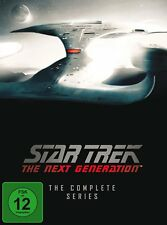 48 DVDs * STAR TREK - THE NEXT GENERATION - THE COMPLETE # NEU OVP deutsche BOX