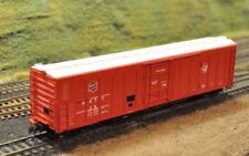 MKT (BKTY) 57' Mechanical Reefers Custom Run Produced By Red Caboose HO-Scale