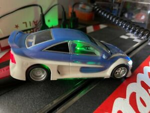 Auction 20 of 29 Used 1/32 SCX Tuning-2 ~Lights~ Ref: 6198 Slot Car