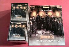 Panini Die wilden Kerle 5 - 2 x Display + Album  - Leeralbum - 500 Sticker