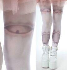 UFO Alien Creepy Doll Ball Jointed Punk BJD Dollfie SD Pullip Plastic Leg Tight