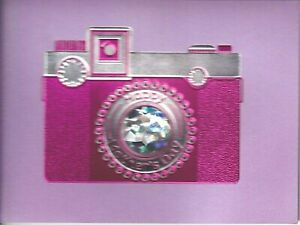 PAPYRUS MOTHERS DAY CARD NIP (MSRP $6.95) CAMERA CARD (P23)