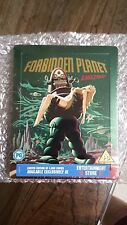 FORBIDDEN PLANET STEELBOOK w/embossed Robby and Alta [OOP/NEW/Blu-ray]
