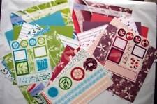 Scrapbooking Albums, Refills & Protectors Kits