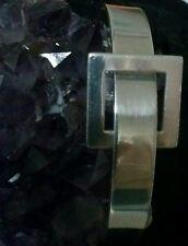 Solid sterling silver 925 bracelet / Pulsera rígida plata (925) - 20 gr
