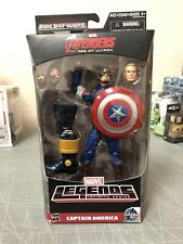 Marvel Legends Captain America Avengers Ultron Wave Complete w/ Thanos BAF Piece