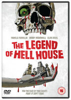 The Legend of Hell House DVD (2013) Pamela Franklin, Hough (DIR) cert 15