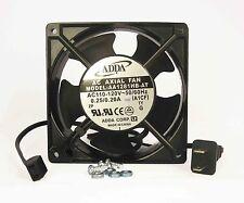 120mm 38mm New Case Fan 110V 115V 120V AC 97CFM 2 Pin Ball Bearing 50/60Hz 983*