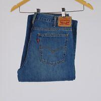 Levi's Vintage Wide Leg Party to Party weit Damen blau Jeans Größe 29 W29