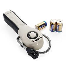 Portable Multi Gas Leak Detector  Combustible Natural Gas Sound Light Alarm