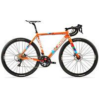 Cinelli Zydeco LaLa Bicycle Cycle Bike Orange