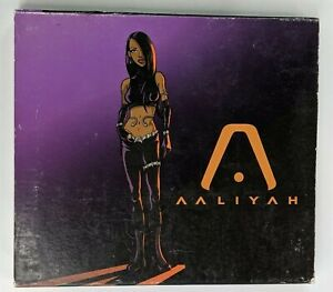 Aaliyah with Bonus DVD Limited Edition Aaliyah (CD, Jul-2001, 2 Discs, Virgin)