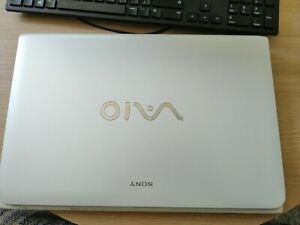 Sony Vaio - i3, 2.5GHz Laptop, used, working, few small broken shell parts,Win10