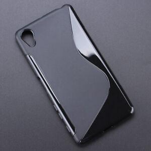 For HTC Desire Eye Case Slim S-Line Silicone TPU Gel Skin Cover - Anti-Slip