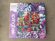 City Market 2007 Hallmark Springbok Jigsaw Puzzle 1000pcs