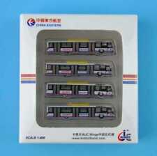 1/400 JC Wings Airport GSE sets - CHINA EASTERN AIRLINES airport shuttle bus